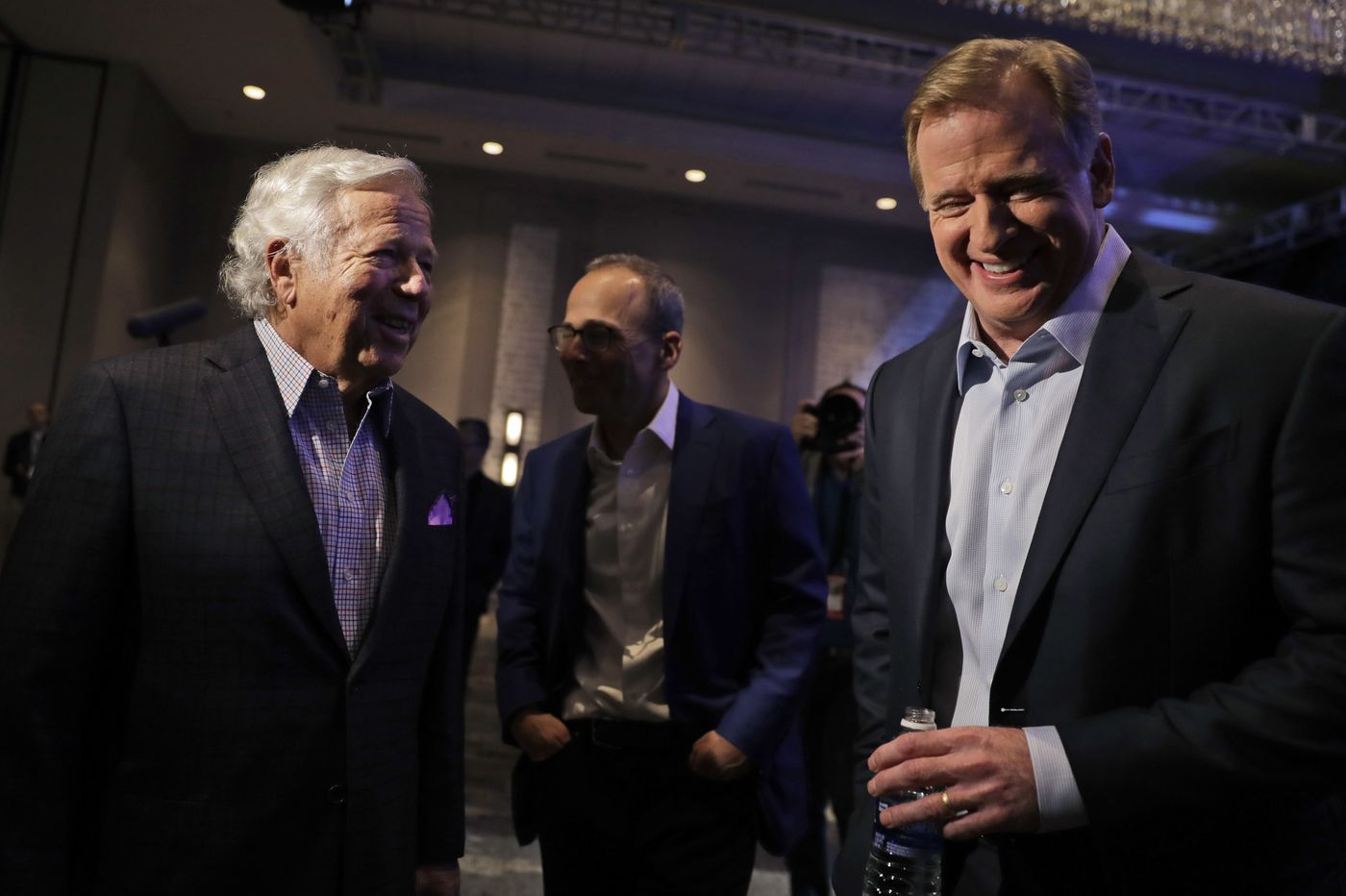 Kraft's bier: Patriots owner forever tarnished   Bob Ford