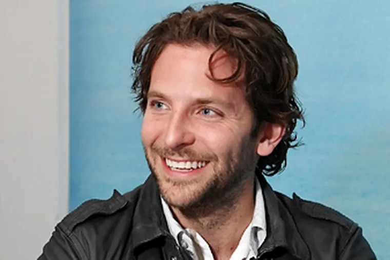 Bradley Cooper (STEVEN M. FALK / Staff photographer)