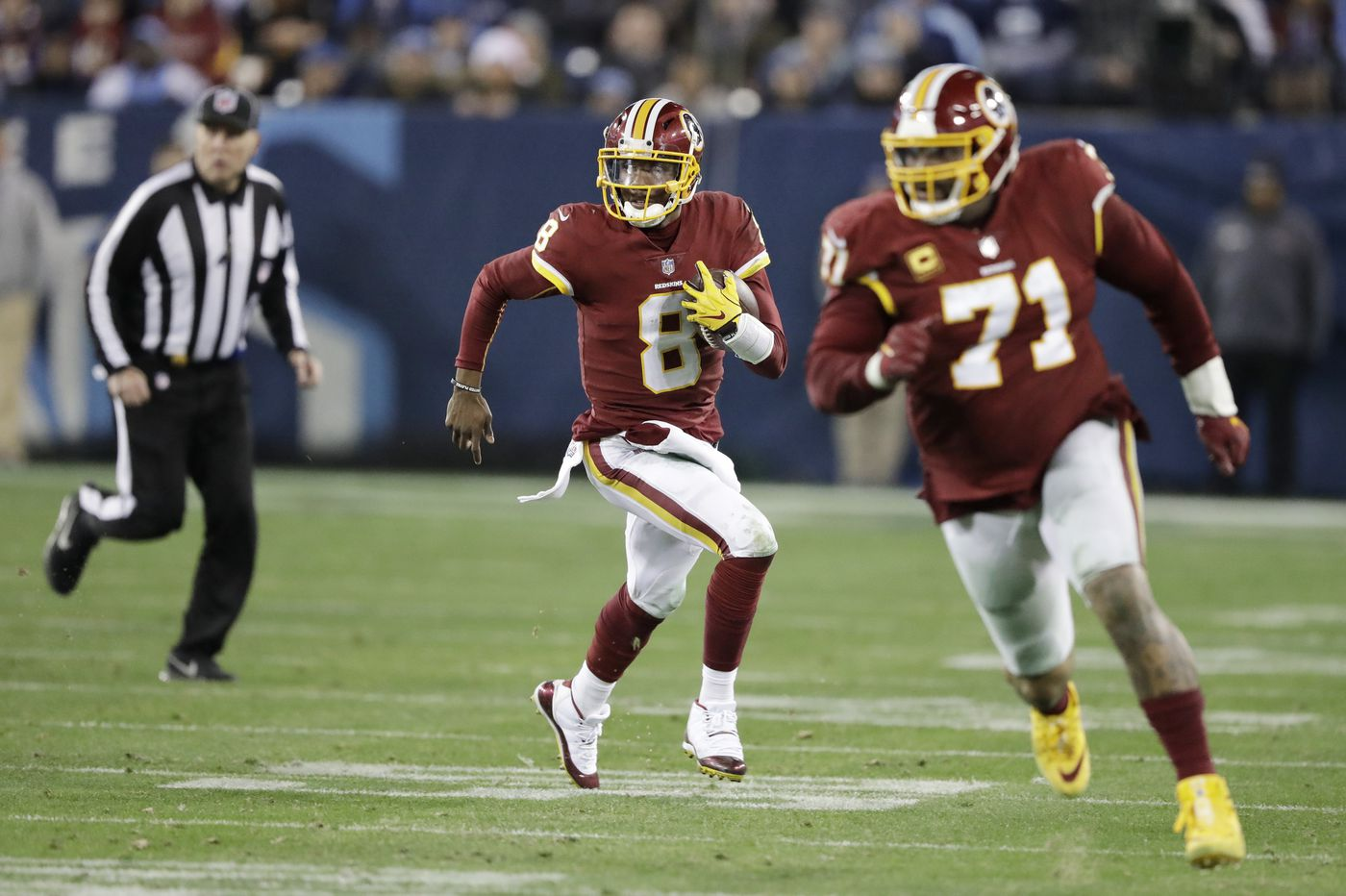 Can Redskins journeyman quarterback Josh Johnson kill the Eagles' playoff hopes?