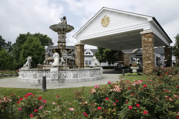 Trump National Philadelphia in Pine Hill, N.J., has hosted the Flyers' largest annual fundraiser for seven years.