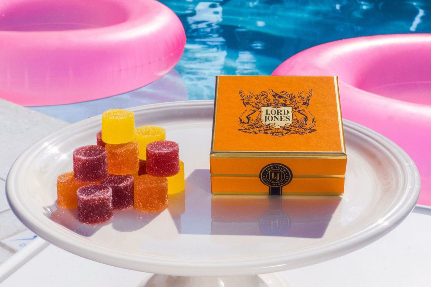 Boutique hotelier is teaming up with cannabis brand