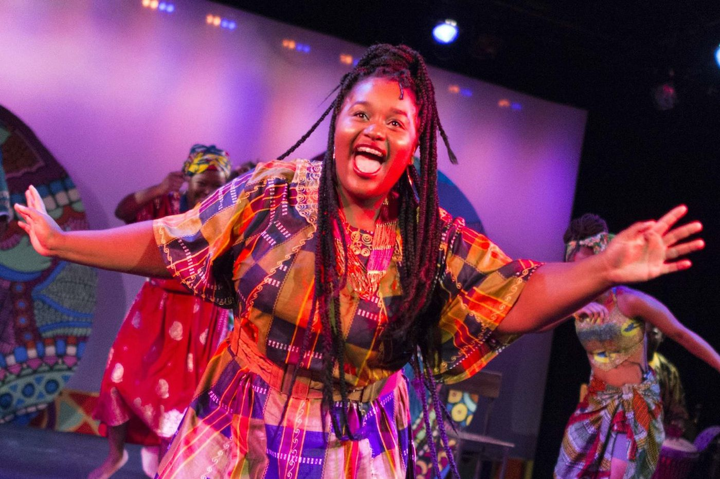 'Black Nativity' at Theatre Horizon: A vibrant, musical holiday blast
