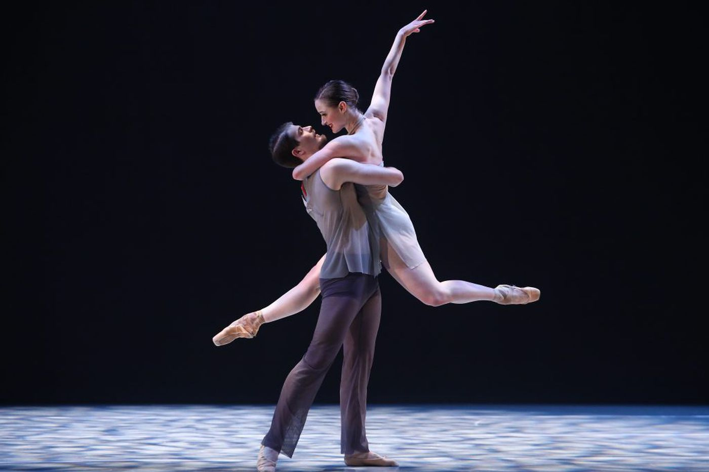 What's this, now? BalletX weighs in on Trump?
