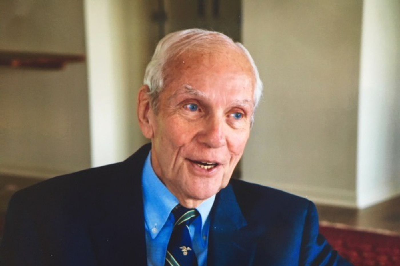Harry K. Schwartz, 85, lawyer who wrote state tax law enabling historic preservation