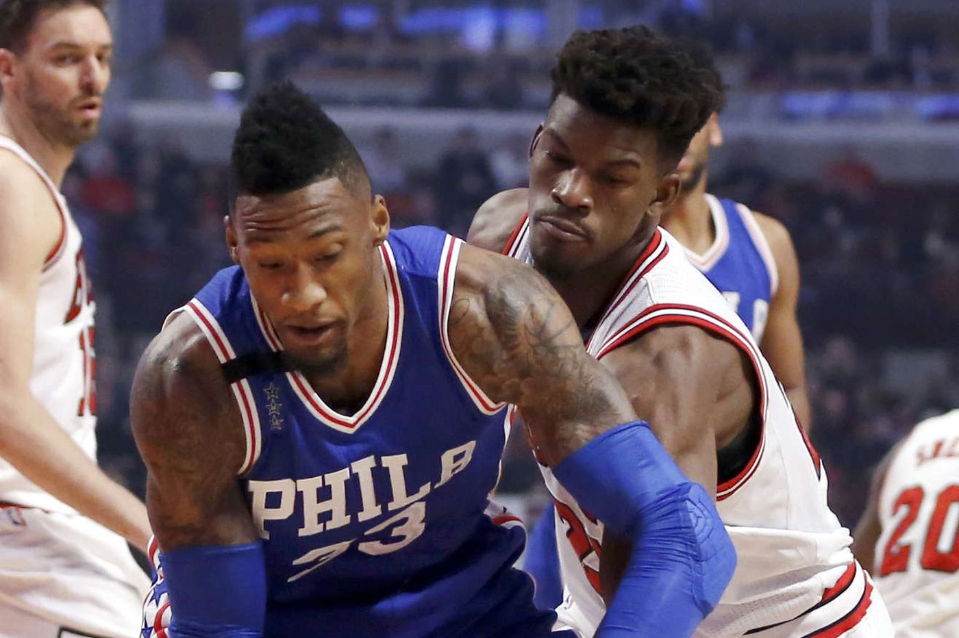 Bulls beat Sixers, spoil Chicago homecoming for some