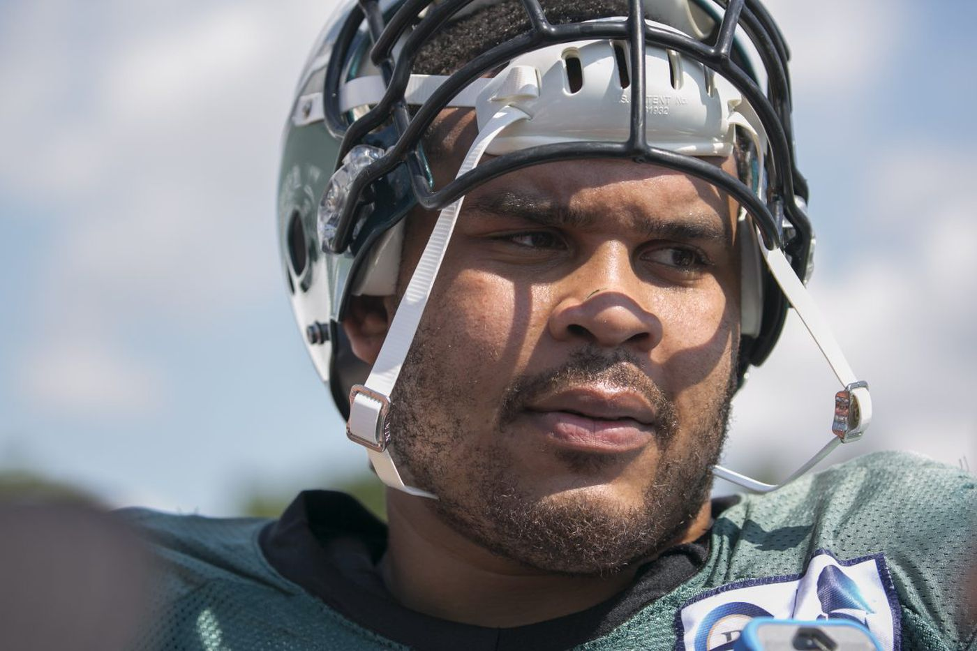 Eagles' Brandon Brooks' Pro Bowl season came after confronting anxiety