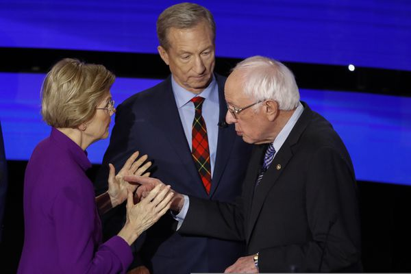 'You called me a liar,' Warren told Sanders in post-Iowa debate exchange