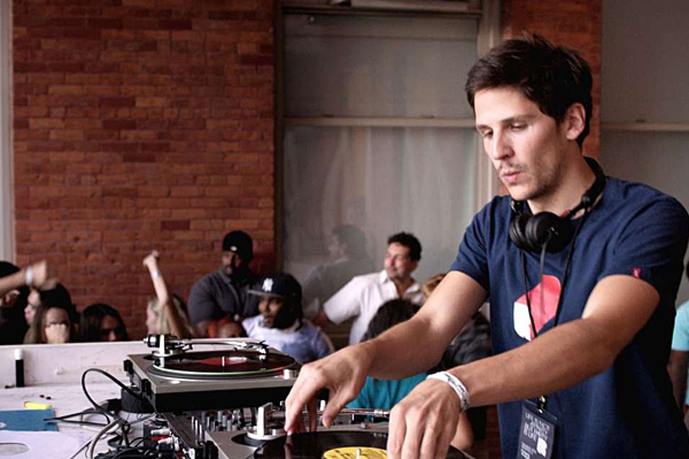 Time drifts for DJ in music-fueled 'Eden'