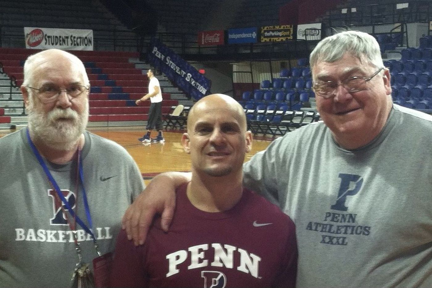 A fixture at the Palestra for more than three decades, Johnny B calls it a day | Mike Jensen
