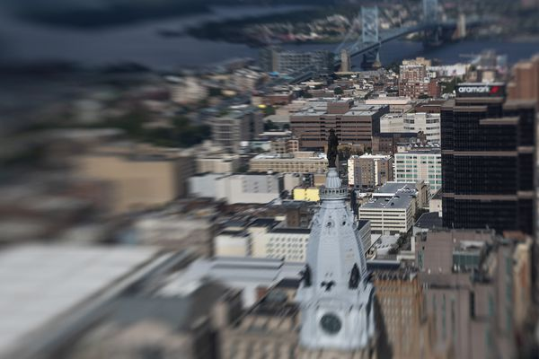The 'curse of Billy Penn'? Local news site is looking to sell Philly, Pittsburgh operations.