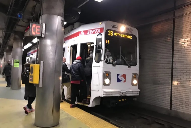 The high steps riders navigate to board trolleys could be a thing of the past if SEPTA's modernization plan comes to pass.