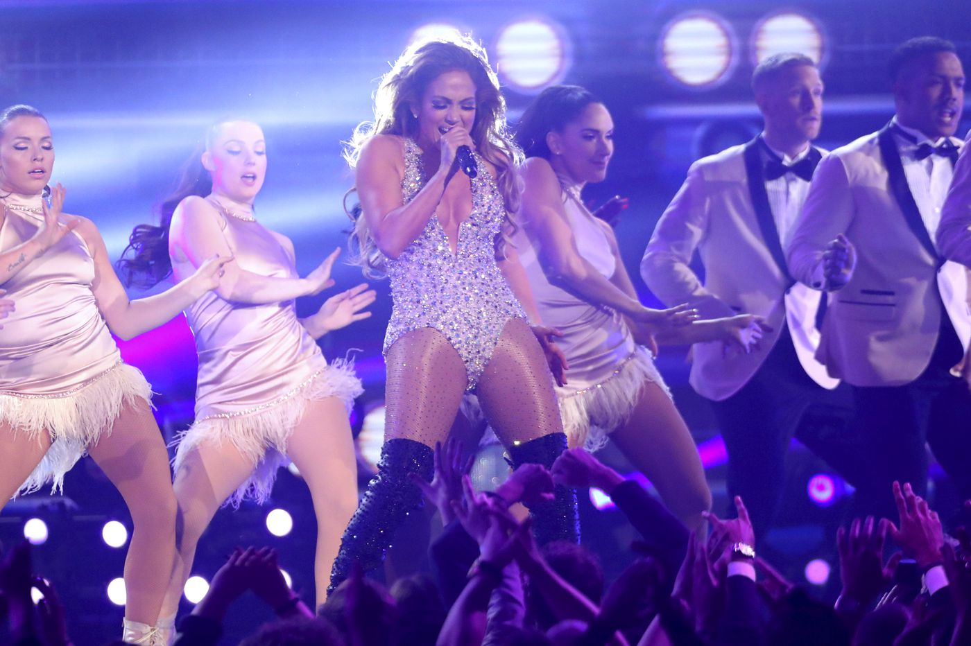 Jennifer Lopez's Motown tribute on the Grammys: What was that insulting foolishness? | Elizabeth Wellington