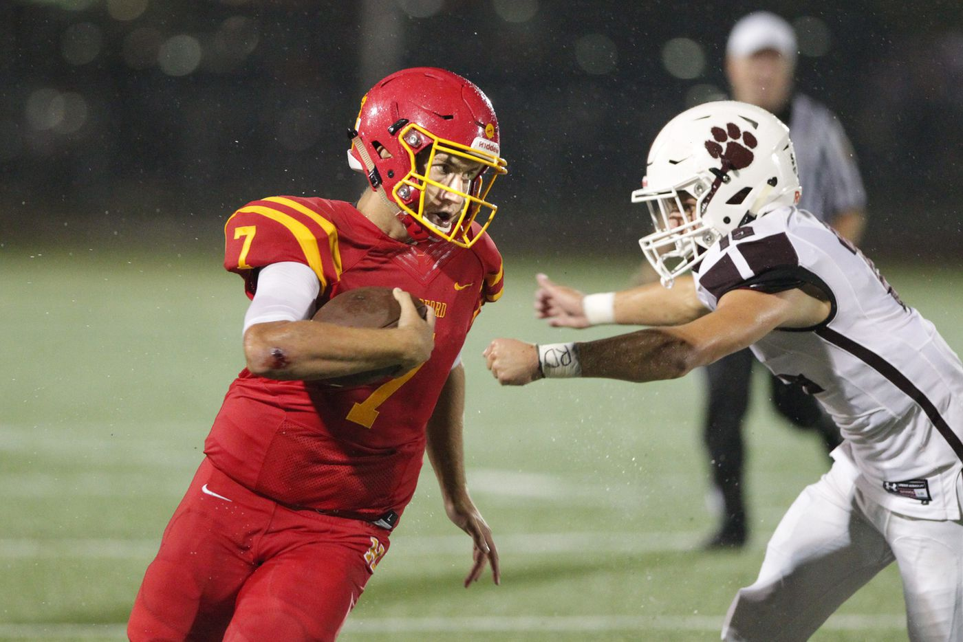 Friday's Southeastern Pa. football roundup: Ridley wins fifth straight behind strong second half