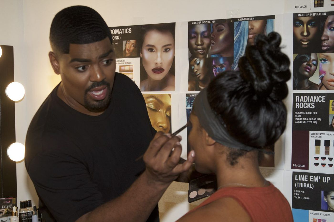 Meet The Celebrity Makeup Artist Who Is Helping Black Radiance Stay