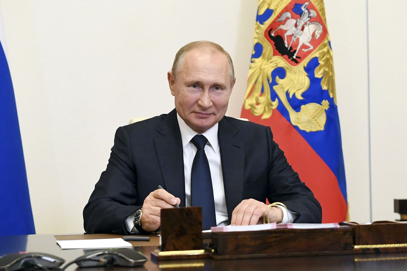 Russian President Vladimir Putin sets July 1 for vote to extend his rule until 2036
