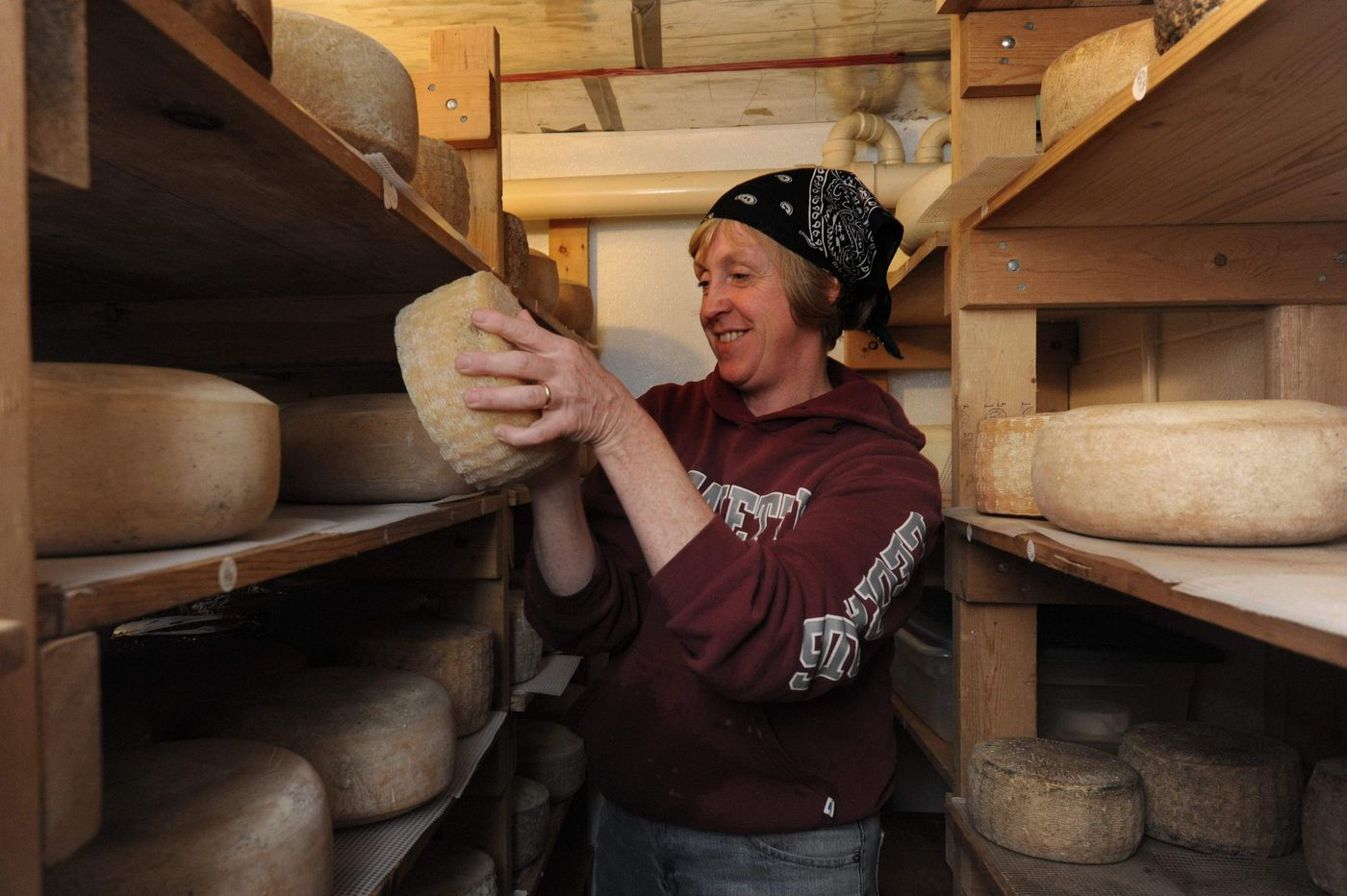 This Chester County cheesemaker took tastings to Zoom to offset pandemic losses