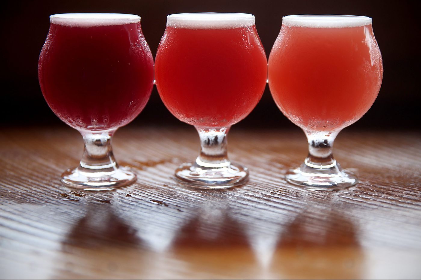 Sipping Delaware beer coast's colorful sours