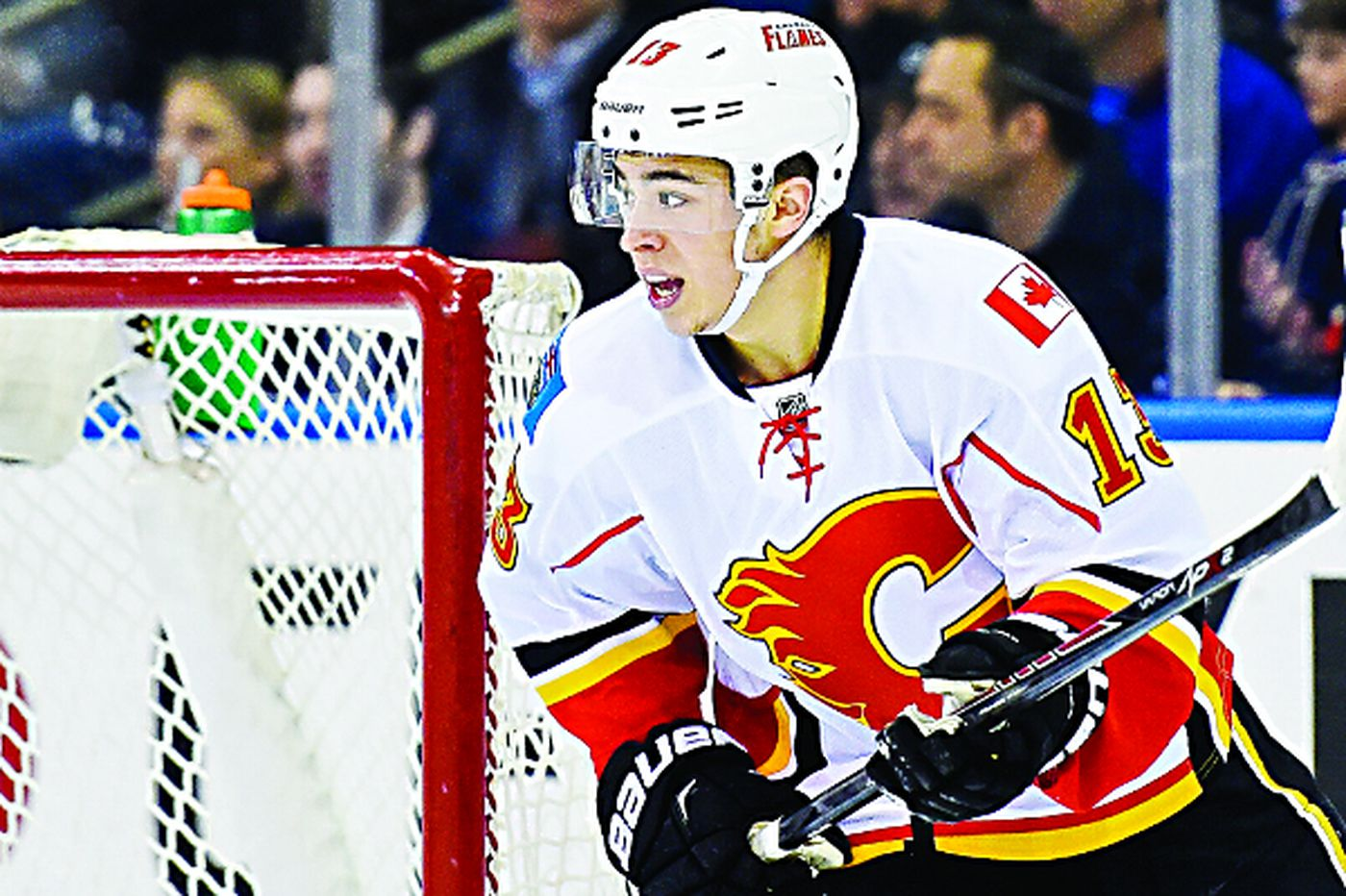 A vote for Johnny Hockey
