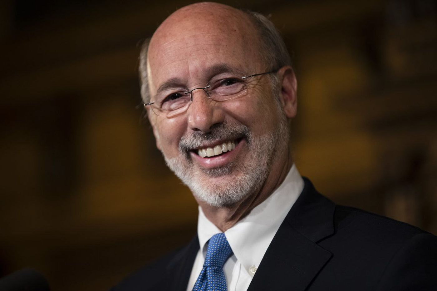 Tom Wolf and that bad, bad 'Stranger Things' budget in Harrisburg