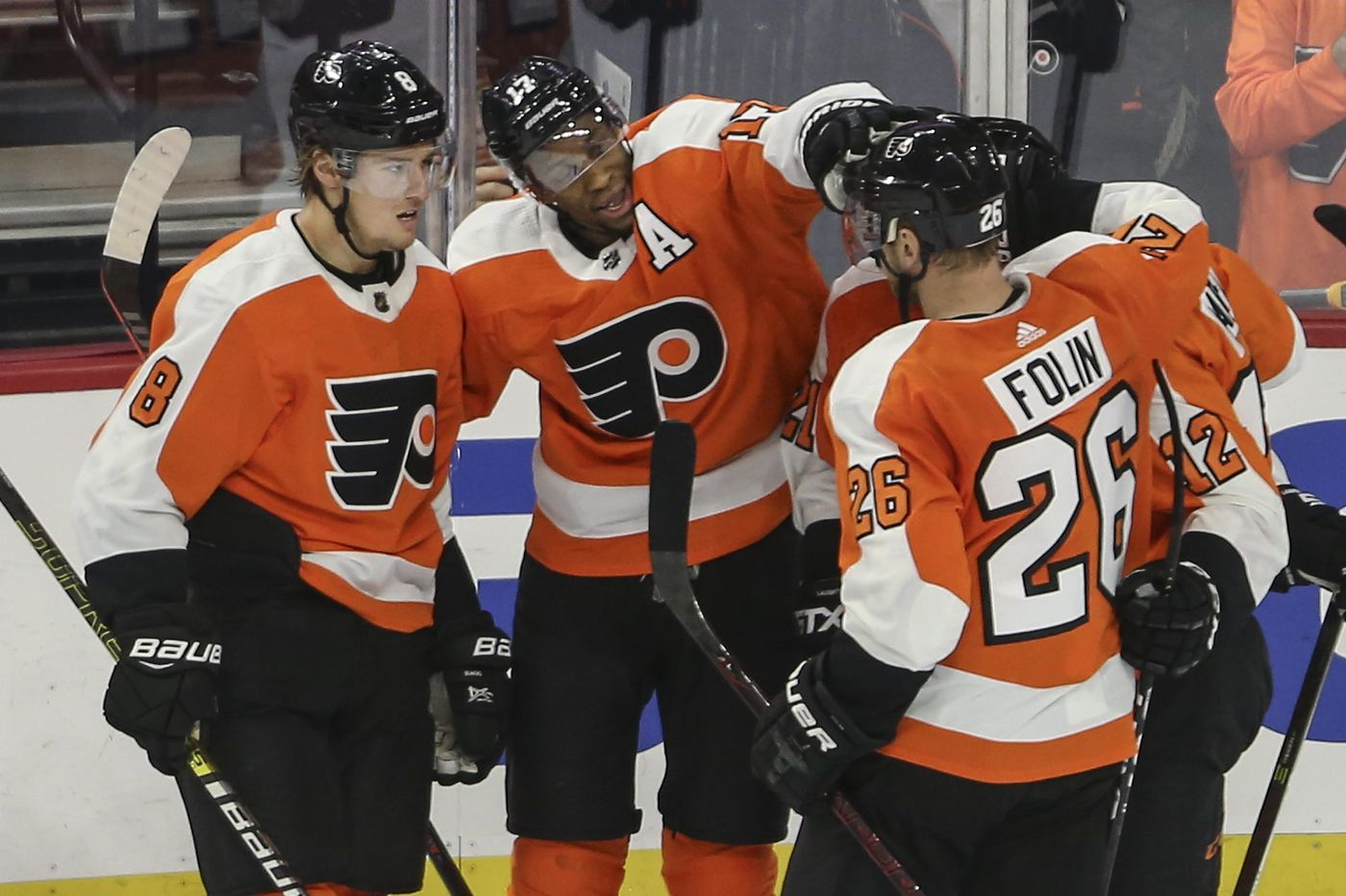 Wayne Simmonds too valuable to be fighting all Flyers battles | Sam Donnellon