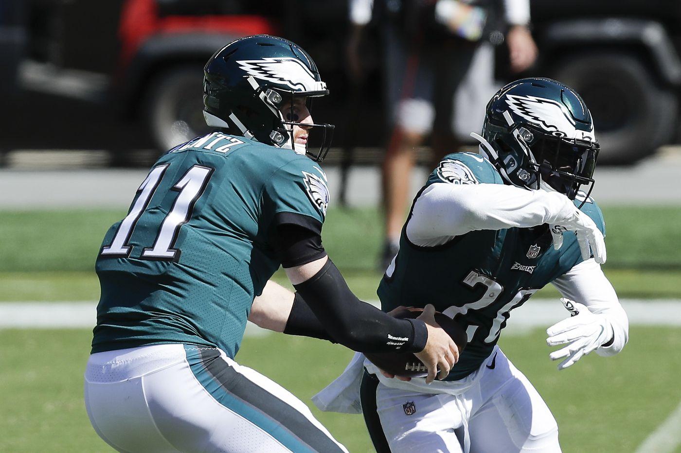 Ten reasons to be optimistic the Eagles can turn season around | Film Analysis