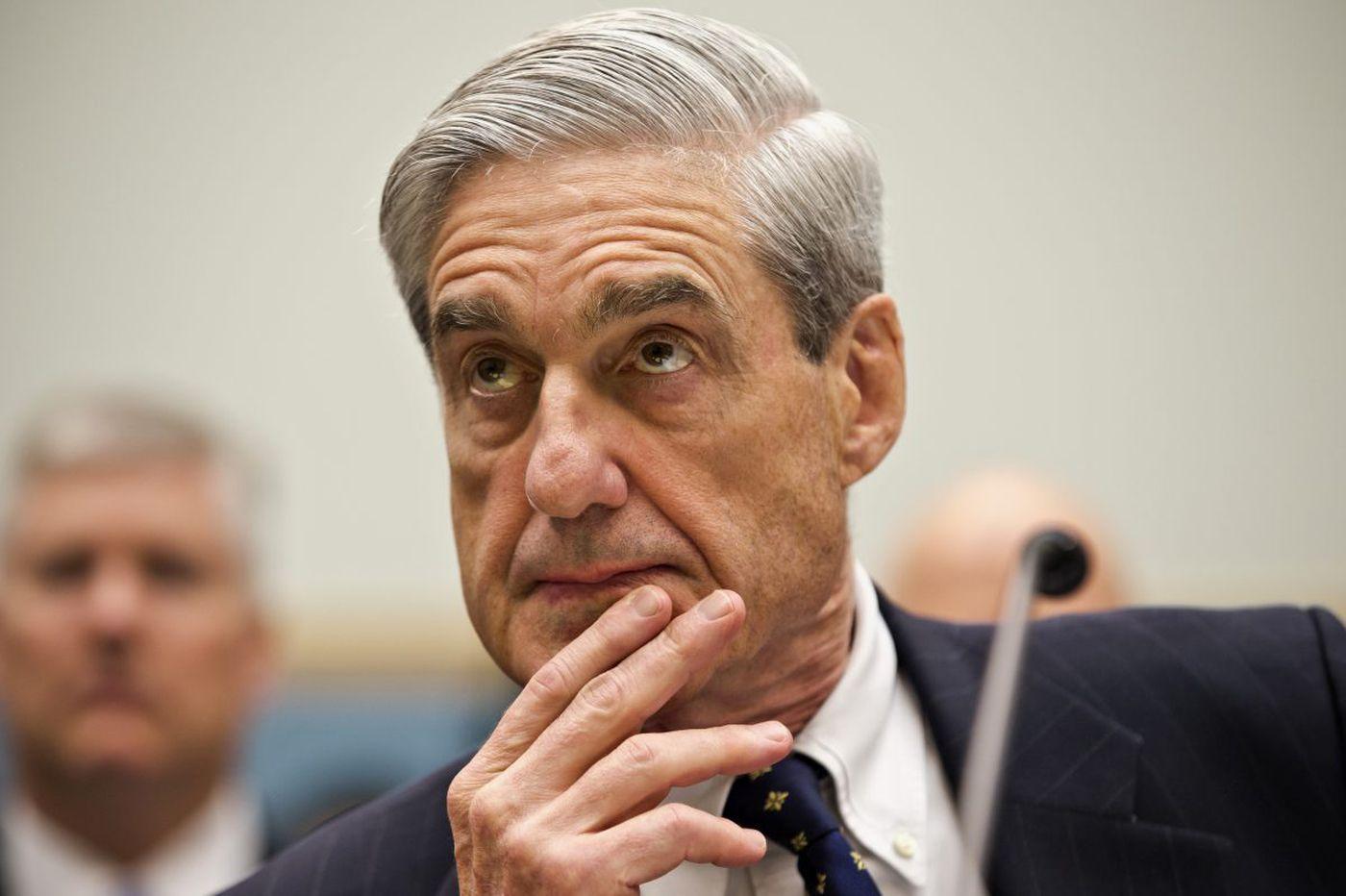 Trump Deutsche Bank records said to be subpoenaed by Mueller