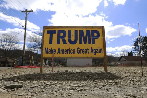Is the Trump thrill gone in Potter County?