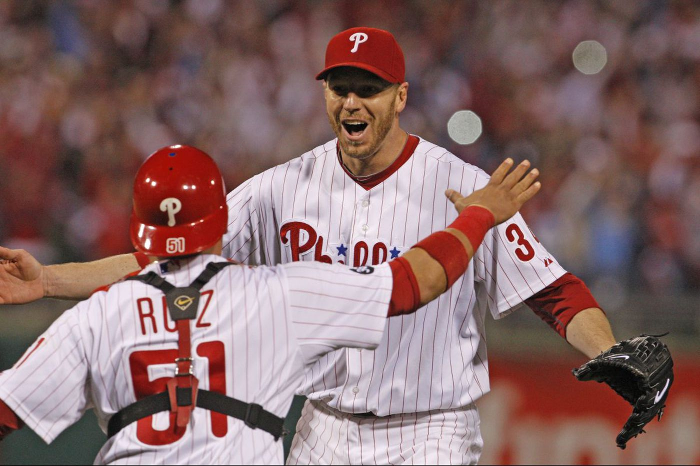 Roy Halladay's career at a glance