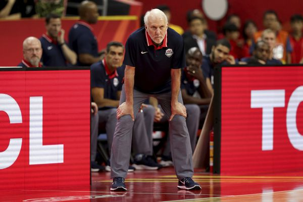 Jay Wright enjoyed duties as 'scrub coach' on Team USA at World Cup in China