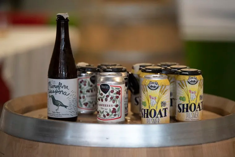 The top three new beers in Philadelphia, according to the Brevitational judges.