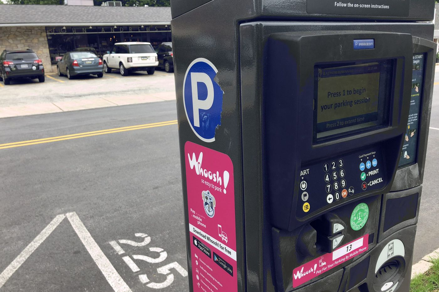 On the Main Line and elsewhere, parking kiosks win scorn