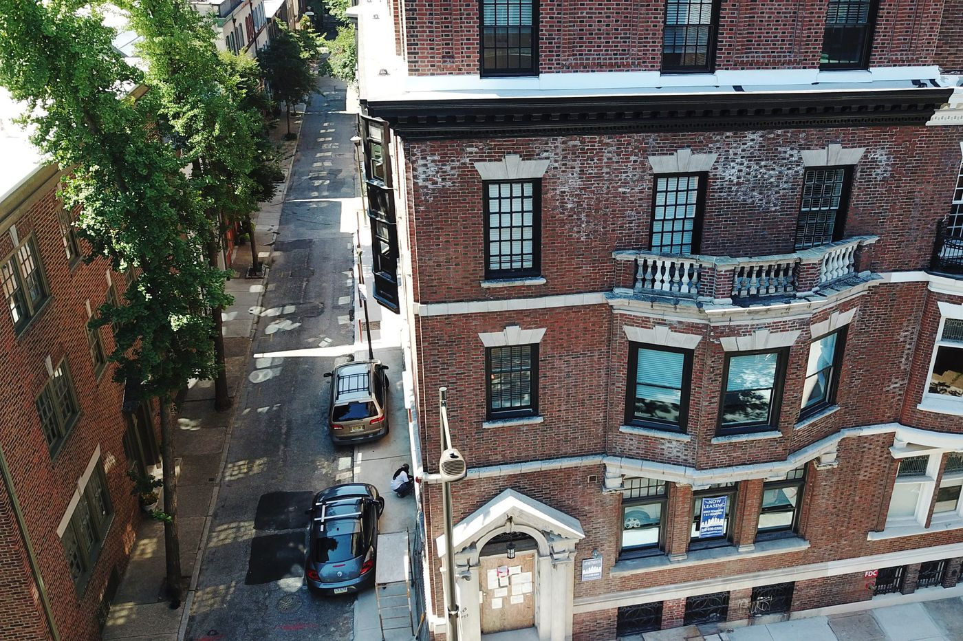 A tale of two historic Philadelphia buildings: One rises