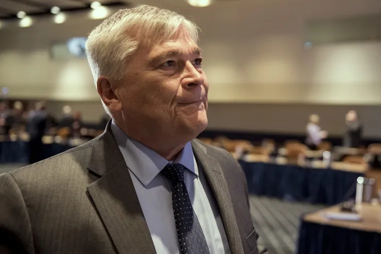 Penn State University President Eric Barron plans to propose no tuition hike for 2018-19 if the state's proposed funding increase for the university is approved.