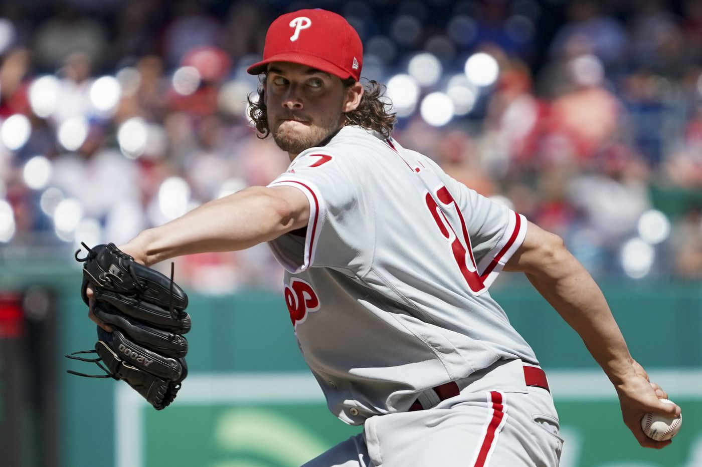 Nationals await (or dread) another matchup against Aaron Nola