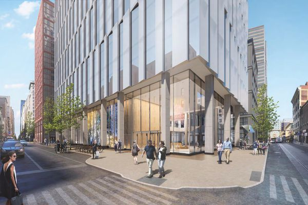 Final East Market office tower to be designed by Jewish History Museum architect Ennead