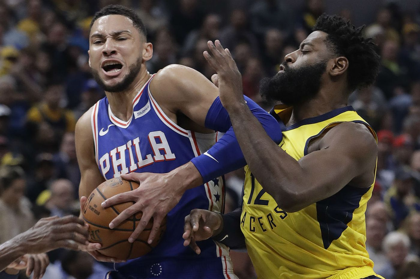 Sixers snag first road win of the season, defeating Pacers