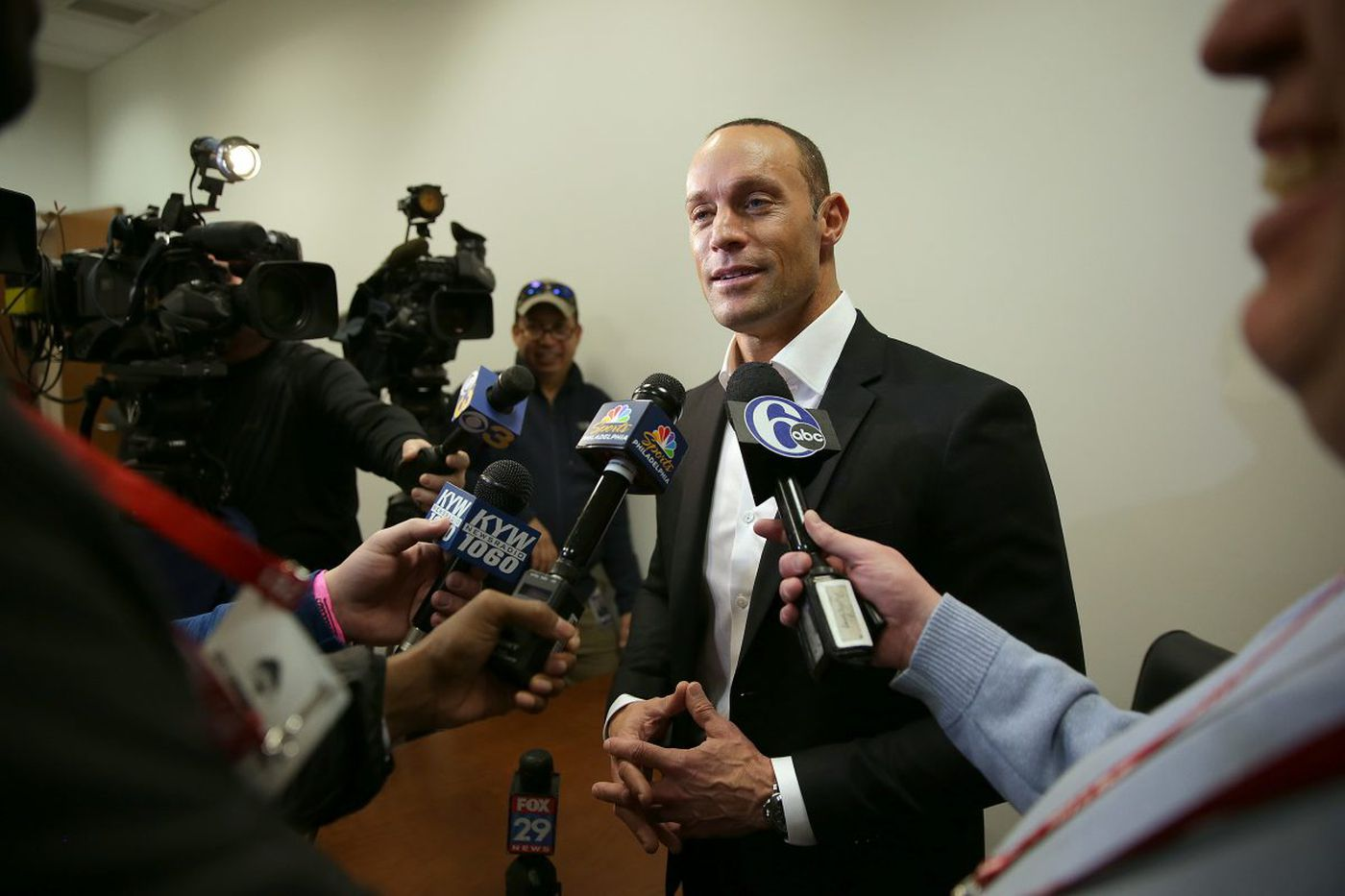Wait … Gabe Kapler wants his Phillies players to do what?