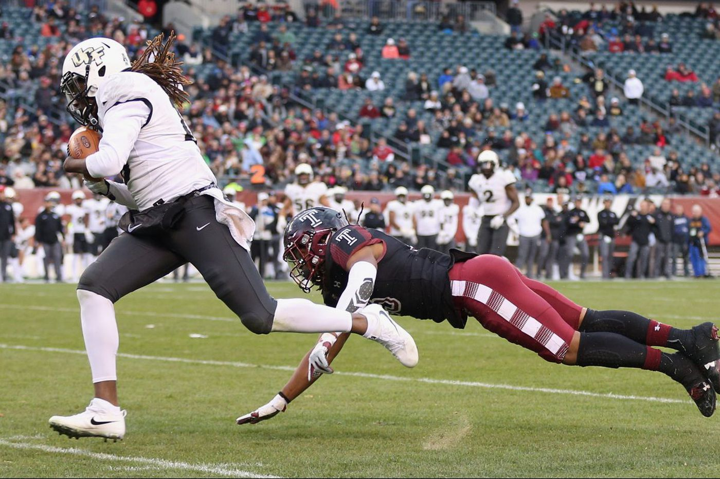 Temple football's loss to Central Florida shows Owls need to speed up