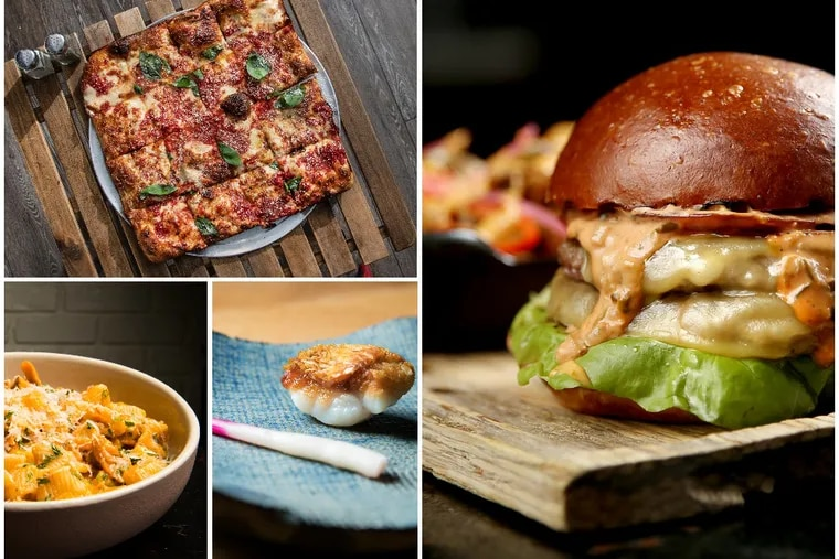 The best things Craig LaBan ate this year.
