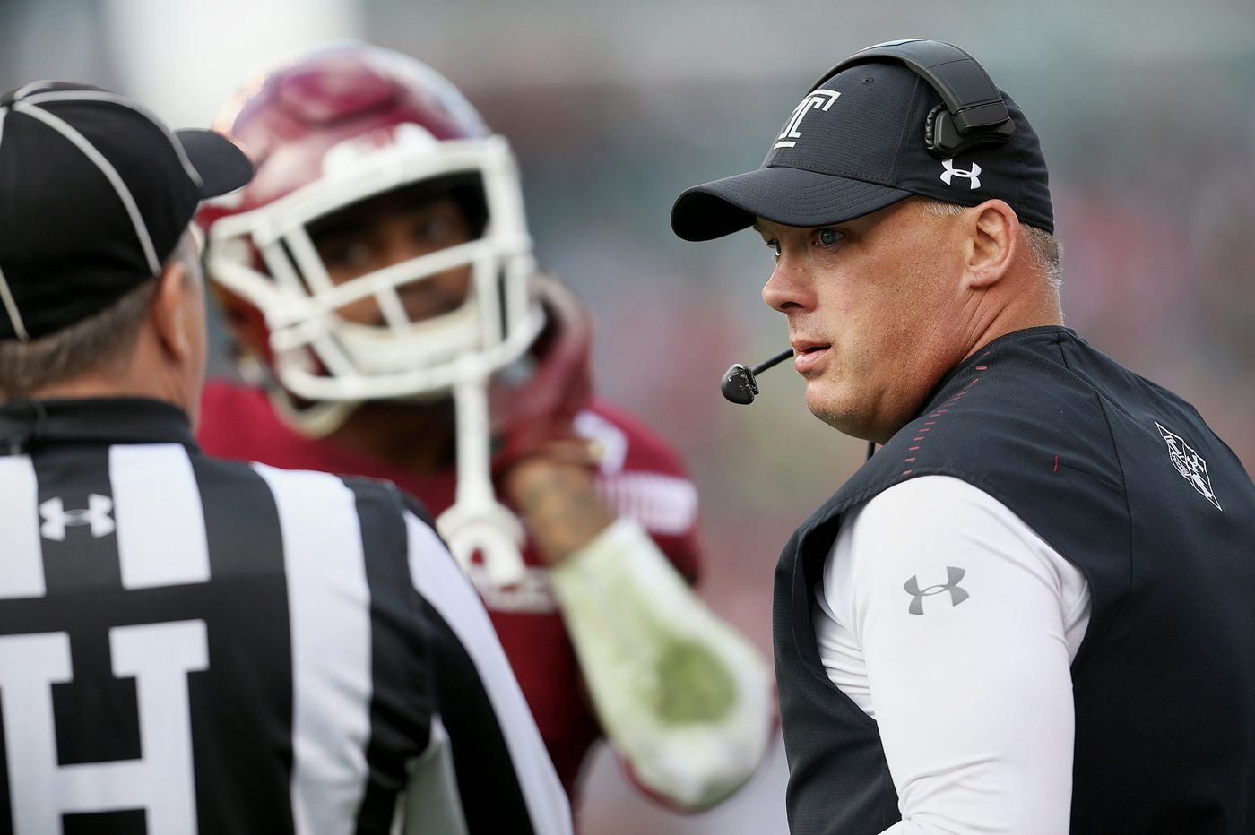 What Geoff Collins is saying about Temple's win over Houston, upcoming game vs. USF