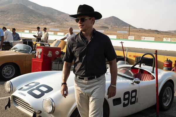 Matt Damon talks about 'Ford v Ferrari,' Marvel vs. Martin, and the end of the movie world as we know it