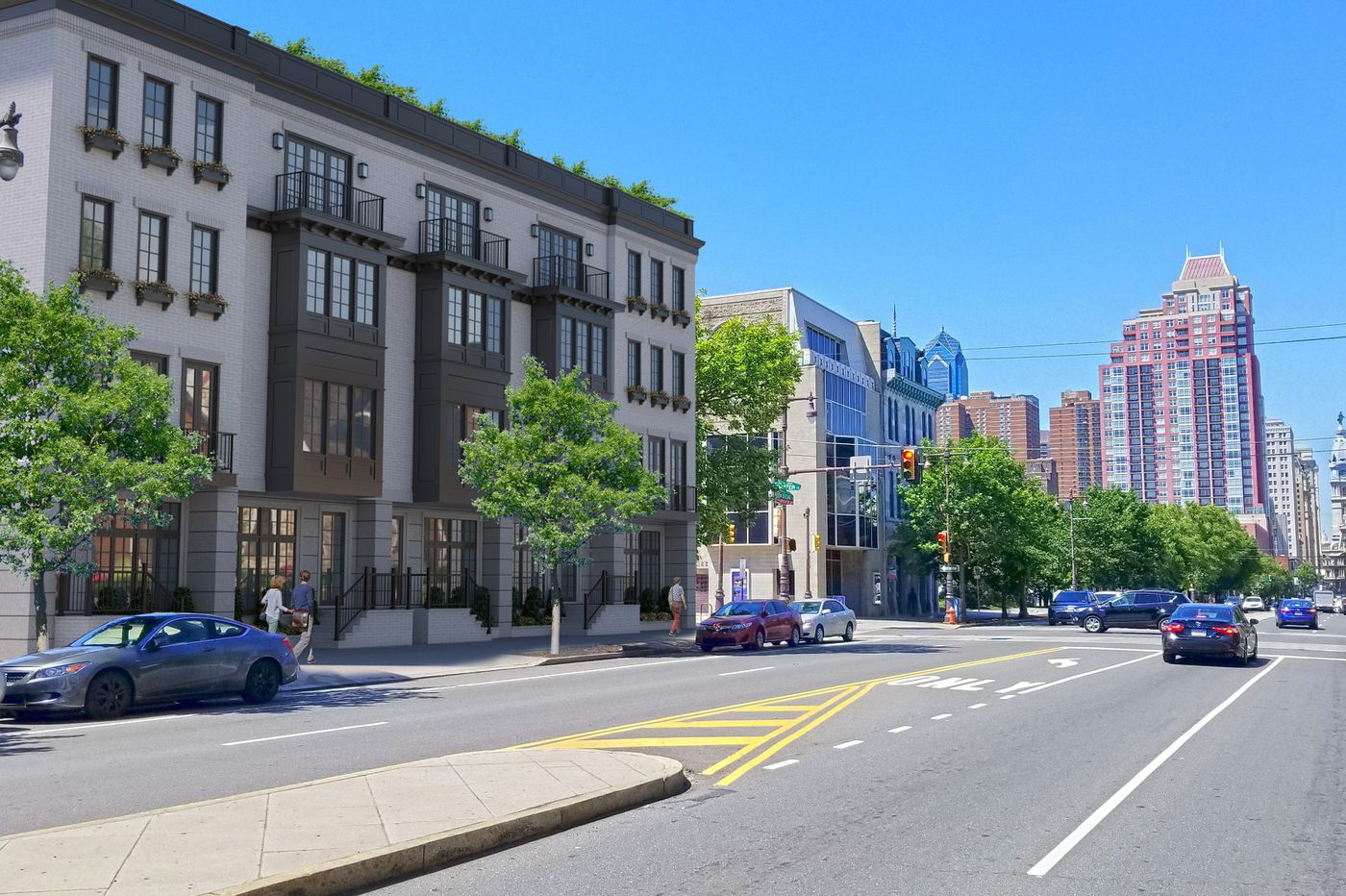 NYC developer planning $2 million townhouses on South Broad and Fitzwater Streets