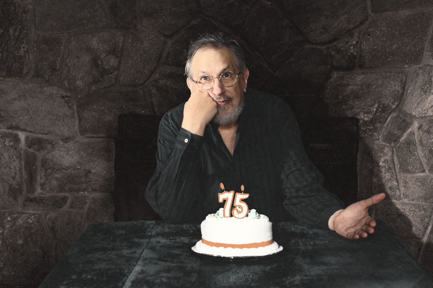 David Bromberg will celebrate his 75th birthday at Wilmington's storied Arden Gild Hall