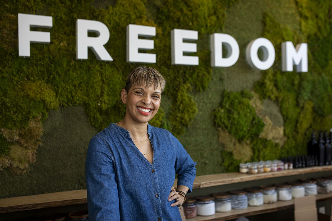 Philly's Freedom Apothecary is dedicated to skincare lines from women-owned companies
