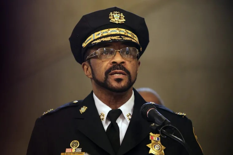 Sheriff Jewell Williams, who has held office since January 2012, is seeking reelection. Mayor Jim Kenney renewed a call for him to resign.