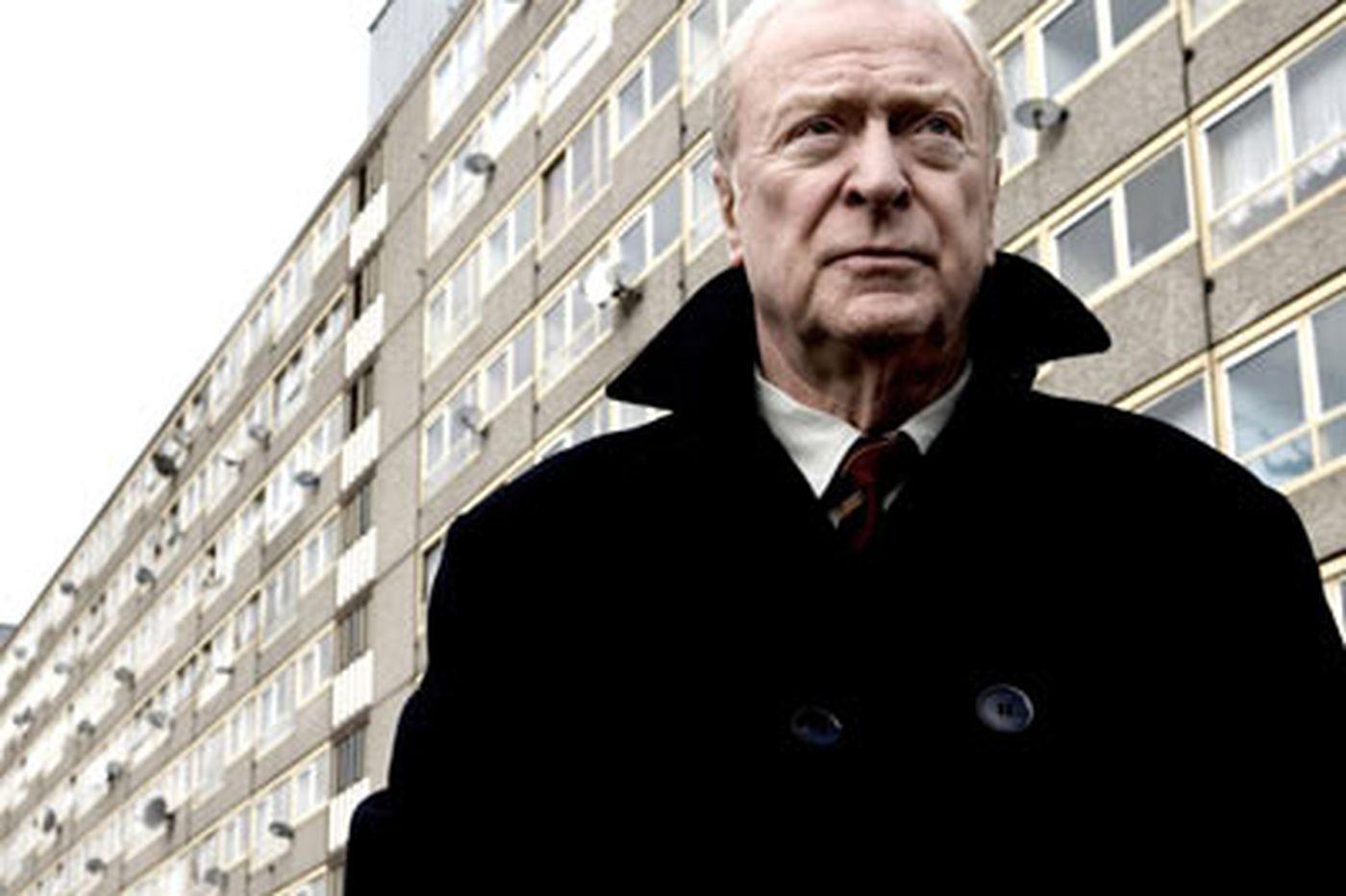 A London pensioner turns to vigilante violence