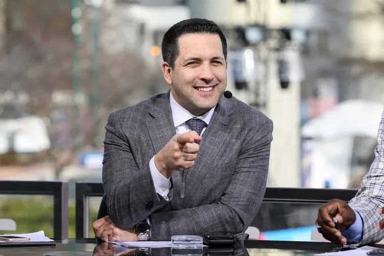 ESPN NFL Insider Adam Schefter.