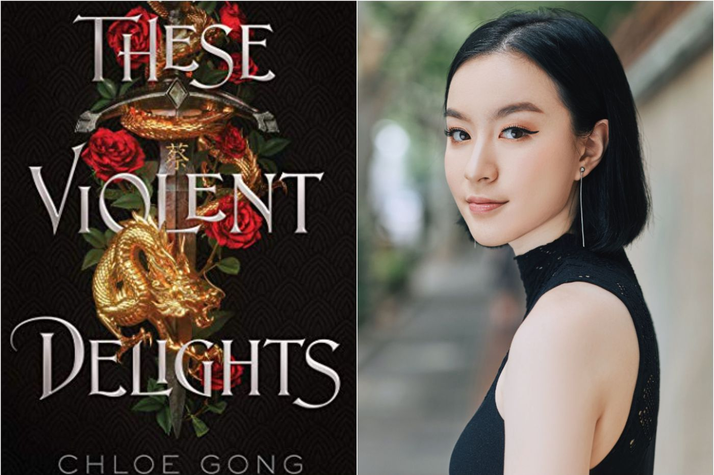 Penn senior Chloe Gong gets a 'must-read' Kirkus rating for her first novel, a cliff-hanging romance mystery