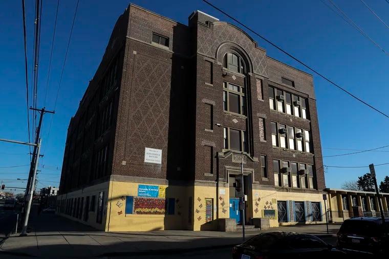 Alexander McClure Elementary School in Philadelphia's Hunting Park neighborhood.