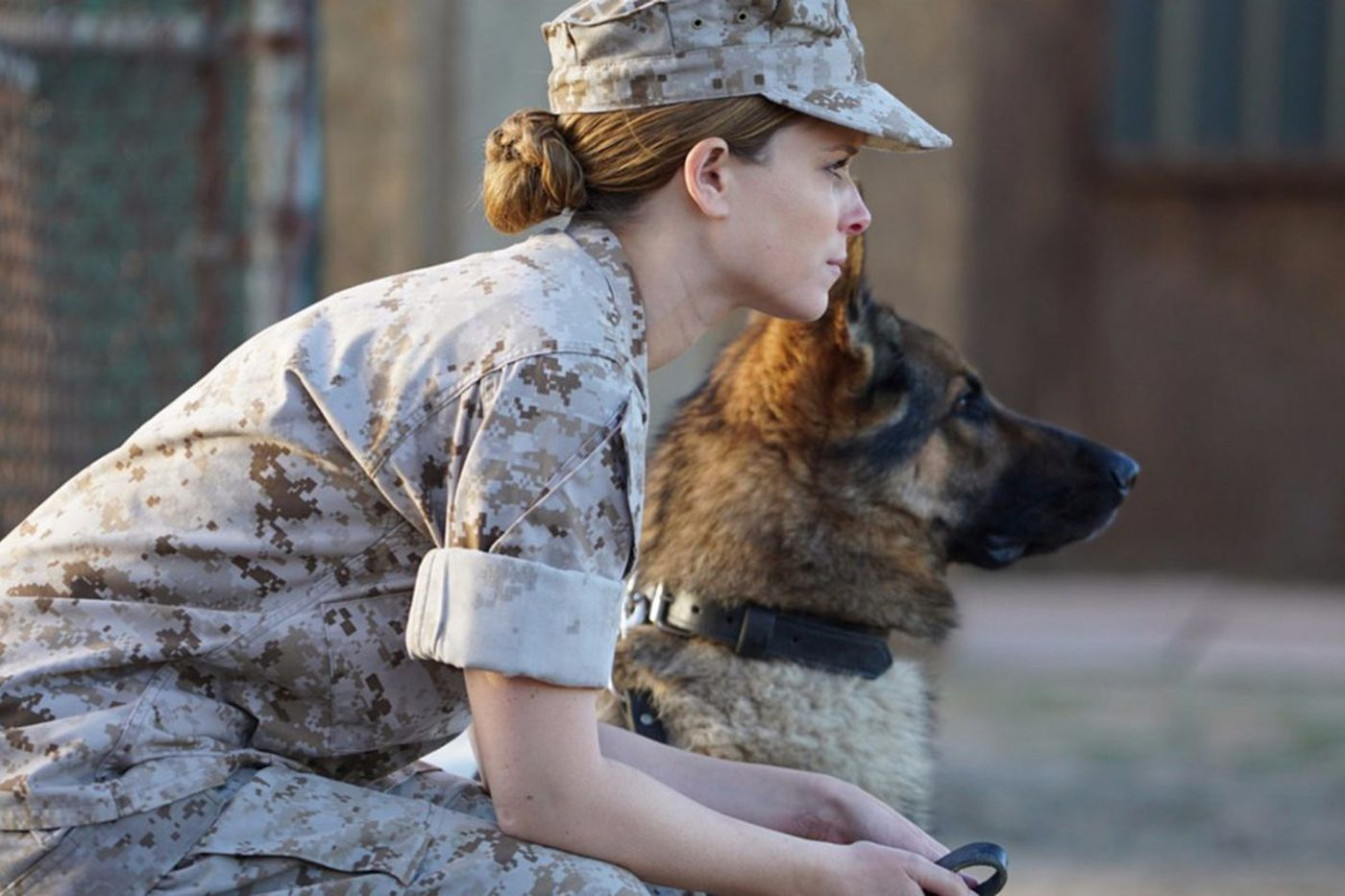 'Megan Leavey' inspiring story of a Marine and her dog, saving each other